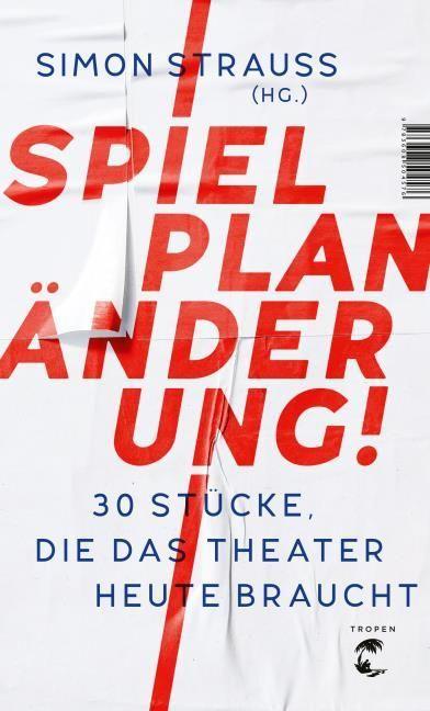 Strauß, Simon: Spielplan-Änderung!