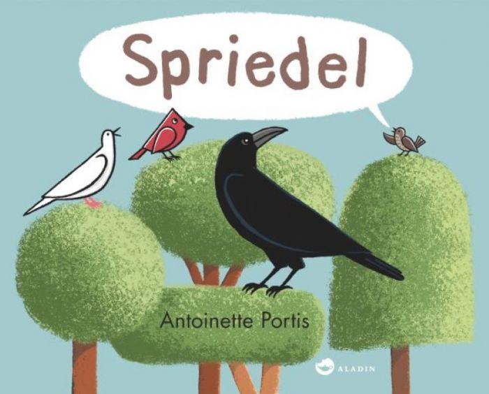 Portis, Antoinette: Spriedel