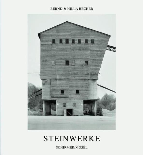 Becher, Hilla/Becher, Bernd: Steinwerke