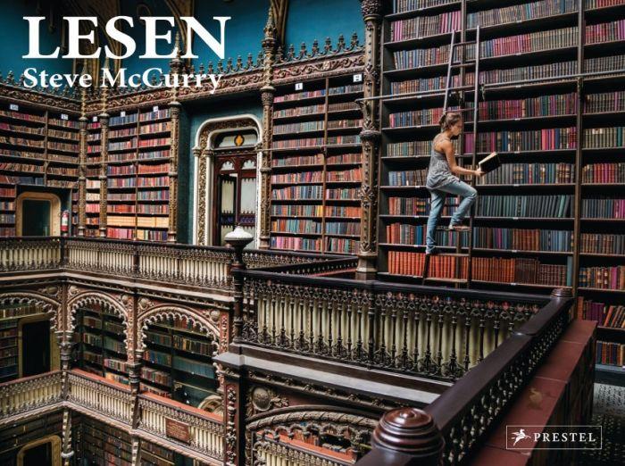 Theroux, Paul: Steve McCurry Lesen