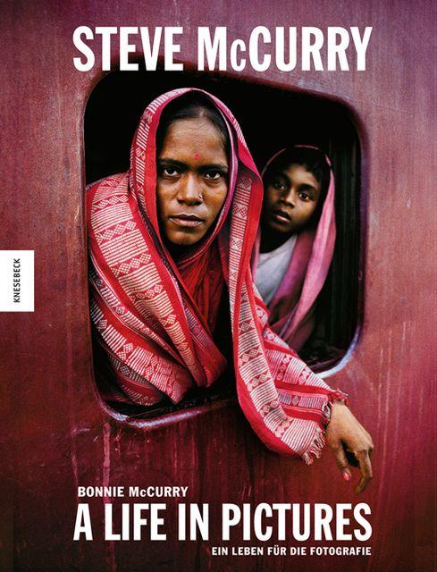 McCurry, Bonnie: Steve McCurry