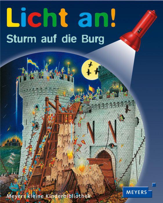 : Sturm auf der Burg