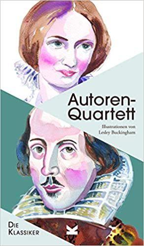 Buckingham, Lesly/Johnson, Alex: Autoren-Quartett.