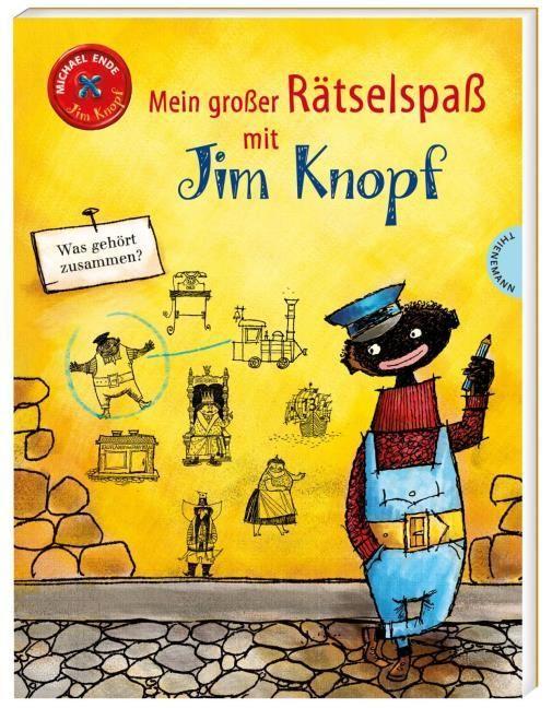 Ende, Michael: Mein großer Rätselspaß mit Jim Knopf