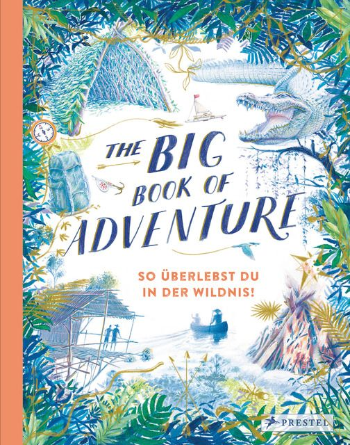 Keen, Teddy: The Big Book of Adventure (dt.)