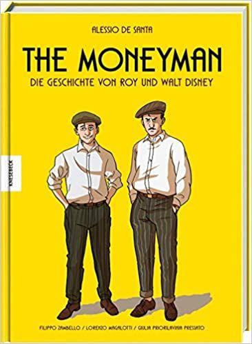 : The Moneyman - Die Geschichte von Roy und Walt Disney