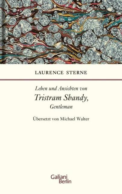 Sterne, Laurence: Tristram Shandy