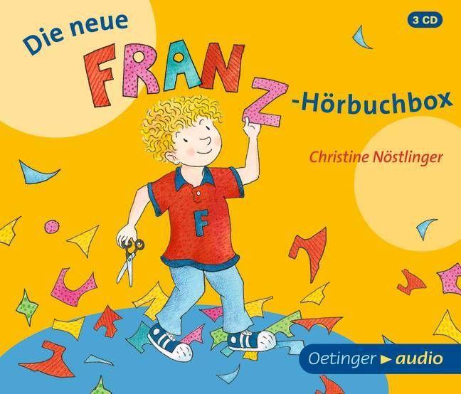 Nöstlinger, Christine: Die neue Franz Hörbuchbox