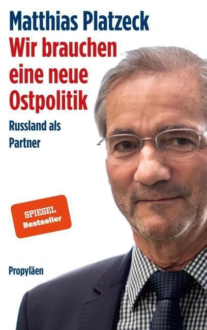 Platzeck, Matthias: Wir brauchen eine neue Ostpolitik