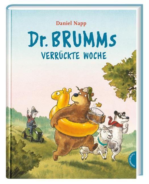 Napp, Daniel: Dr. Brumms verrückte Woche