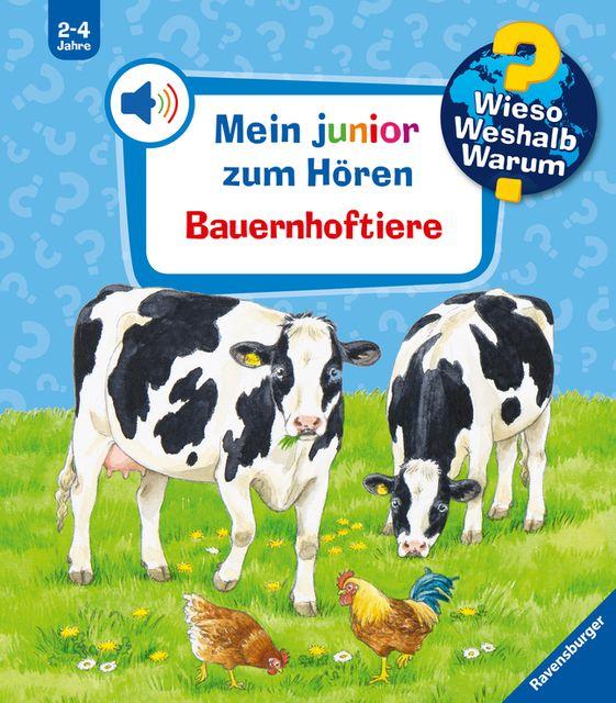 Gernhäuser, Susanne: Bauernhoftiere