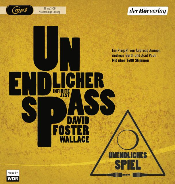 Wallace, David Foster: Unendlicher Spaß