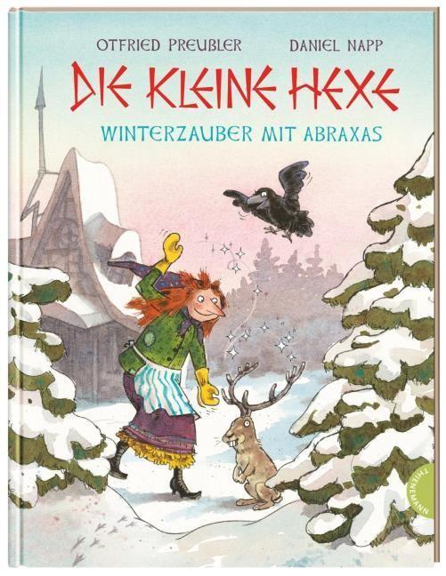 Preußler, Otfried (Prof.)/Preußler-Bitsch, Susanne (Dr.): Die kleine Hexe