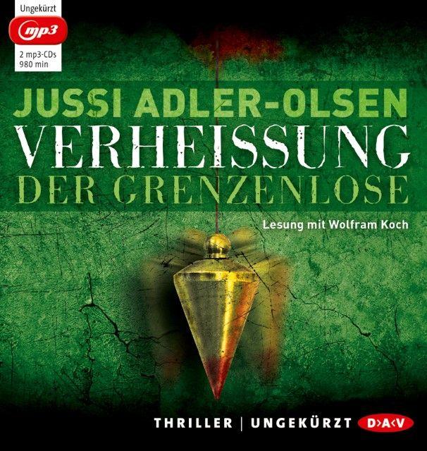 Adler-Olsen, Jussi: Verheißung - Der Grenzenlose