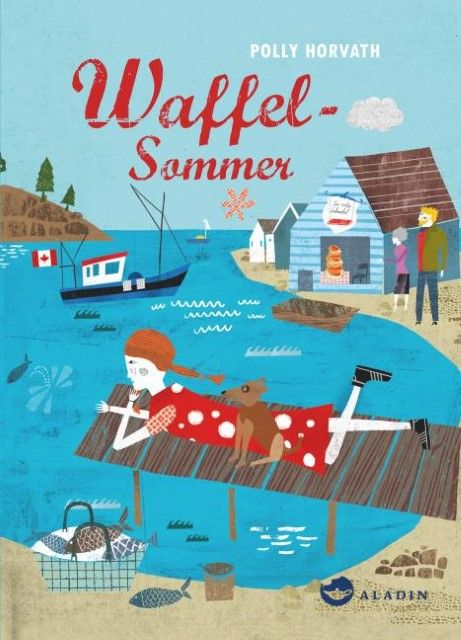 Horvath, Polly/Haake, Martin: Waffelsommer