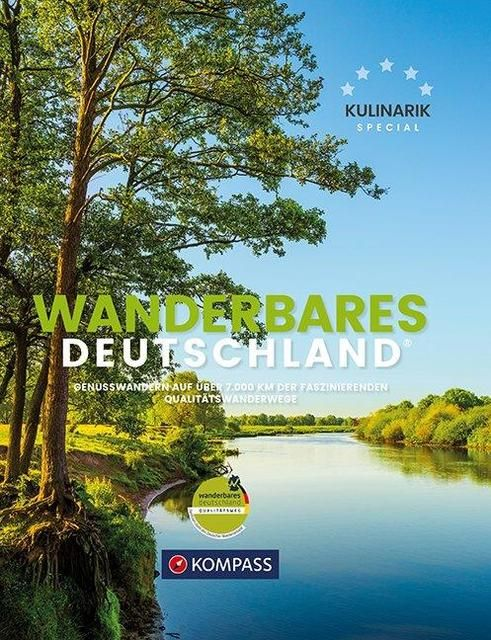 : Wanderbildband Wanderbares Deutschland