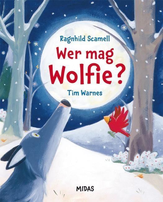 Scamell, Ragnhild: Wer mag Wolfie?