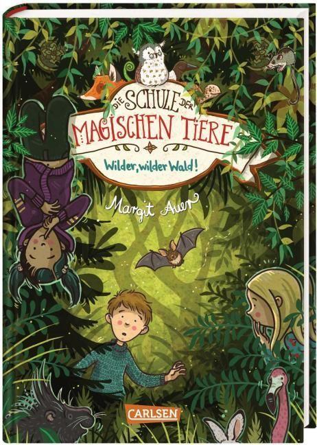 Auer, Margit: Wilder, wilder Wald!