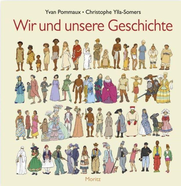Pommaux, Yvan/Ylla-Somers, Christophe: Wir und unsere Geschichte