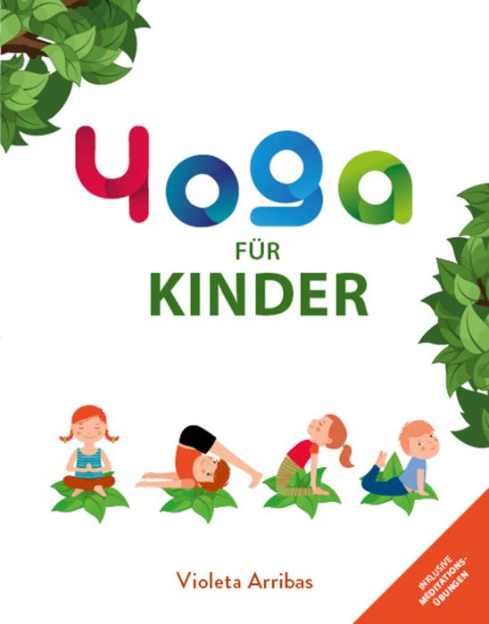 Violeta, Arribas: Yoga für Kinder