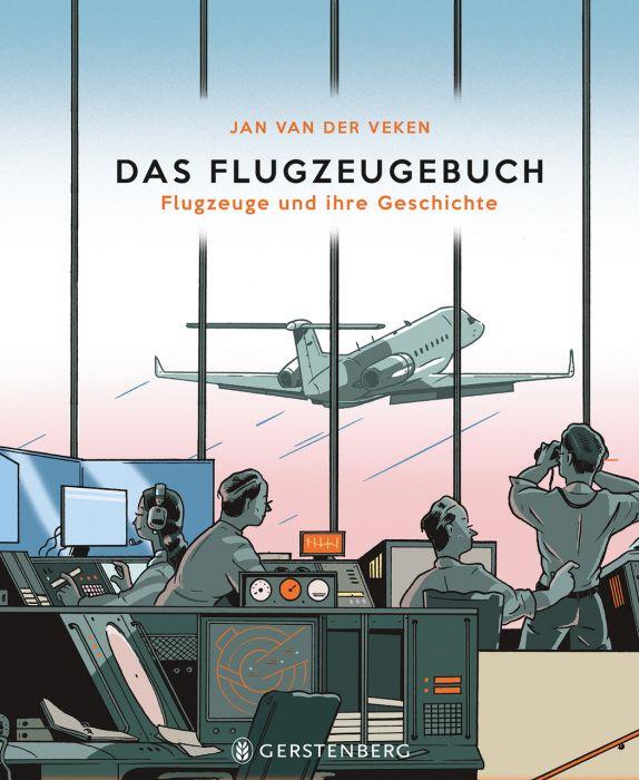 Van Der Veken, Jan: Das Flugzeugebuch