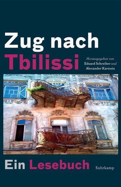 : Zug nach Tbilissi