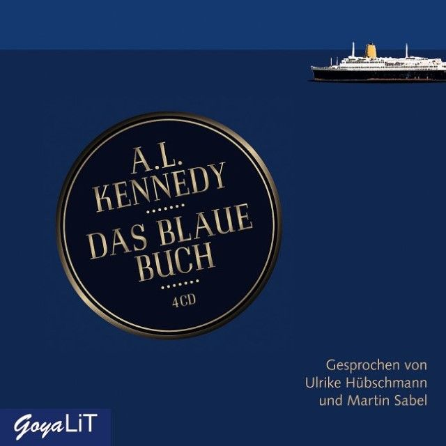 Kennedy, A L: Das blaue Buch