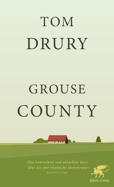 Drury, Tom: Grouse County