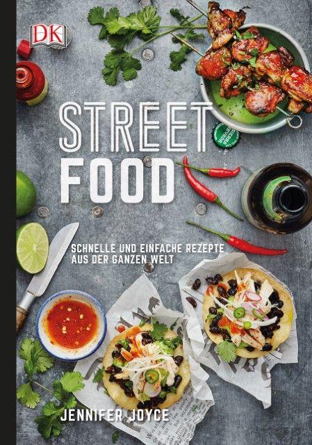 Joyce, Jennifer/Cazales, Jean: Streetfood