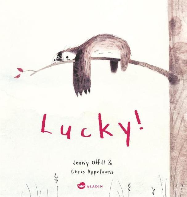 Offill, Jenny: Lucky!