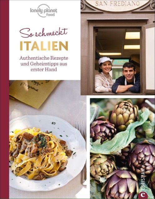 Barrell, Sarah/Wright, Susan: So schmeckt Italien