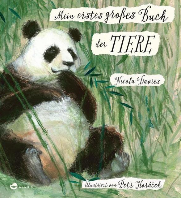 Davies, Nicola: Mein erstes großes Buch der Tiere