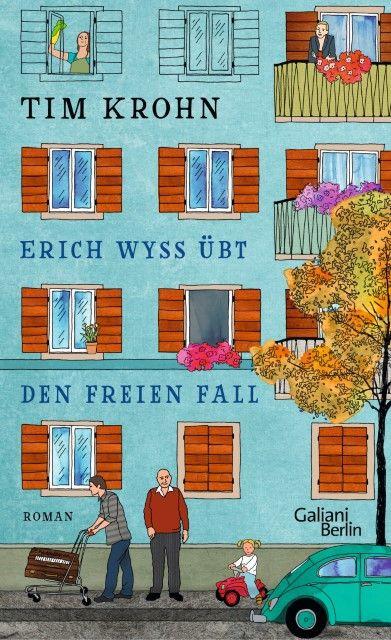 Krohn, Tim: Erich Wyss übt den freien Fall