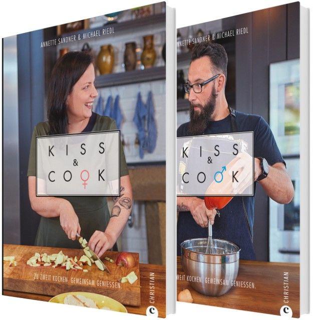 Sandner, Annette/Riedl, Michael: Kiss & Cook