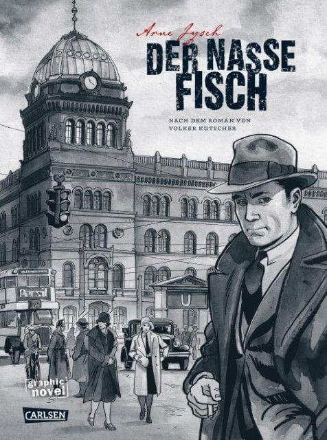 Jysch, Arne/Kutscher, Volker: Der nasse Fisch