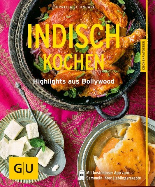 Schinharl, Cornelia/Schardt, Wolfgang: Indisch kochen
