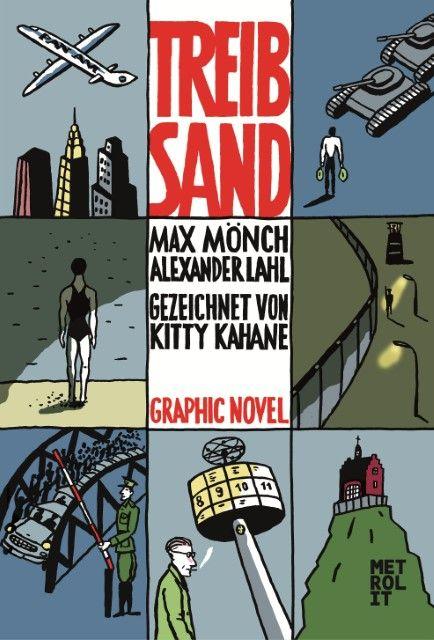 Mönch, Max/Lahl, Alexander: Treibsand