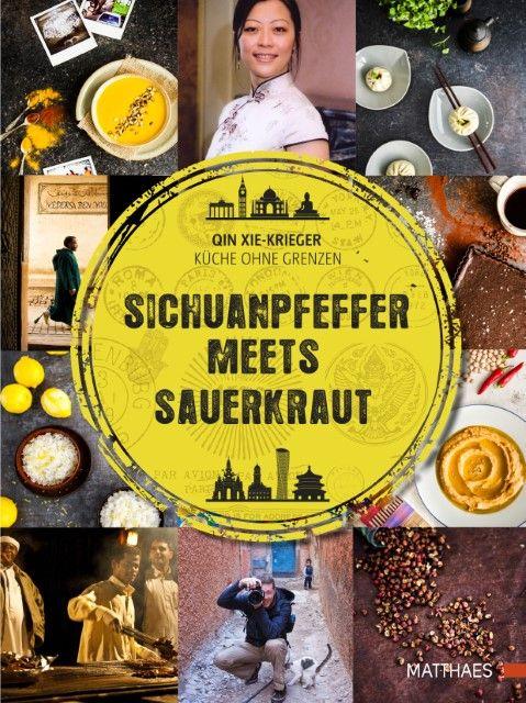 Xie-Krieger, Qin: Sichuan-Pfeffer meets Sauerkraut