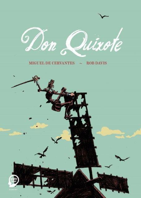 Cervantes, Miguel de/Davis, Rob: Don Quixote