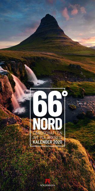 : 66 Grad Nord - Landschaften am Polarkreis - Skandinavien 2020