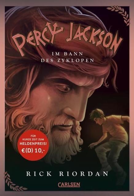 Riordan, Rick: Percy Jackson - Im Bann des Zyklopen