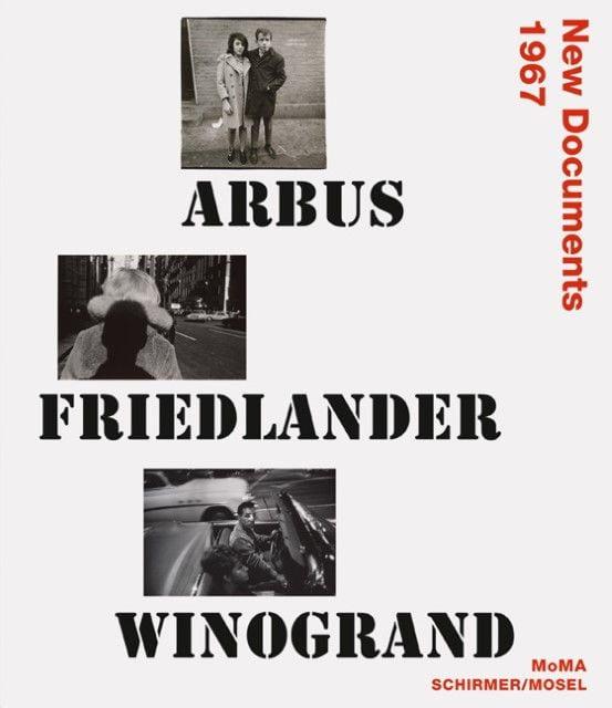 Kozloff, Max: Arbus, Friedlander, Winogrand