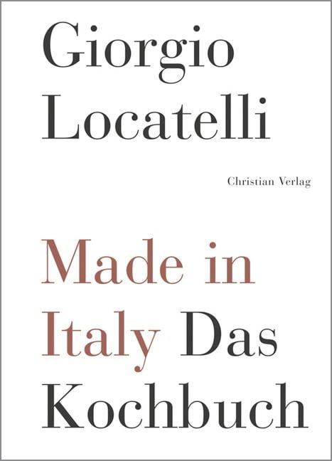 Locatelli, Giorgio/Keating, Sheila/Lepard, Dan: Made in Italy