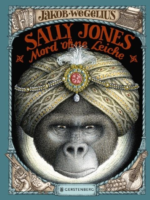 Wegelius, Jakob: Sally Jones - Mord ohne Leiche
