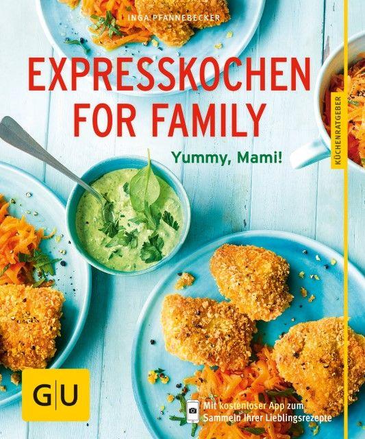 Pfannebecker, Inga: Expresskochen for Family