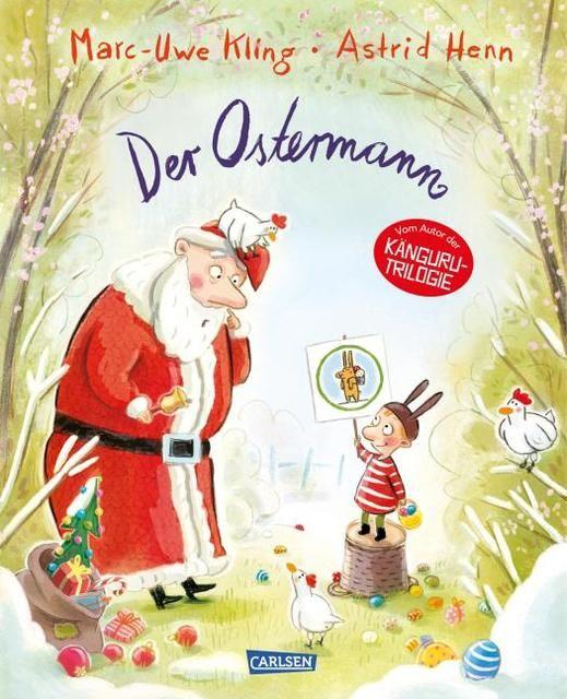 Kling, Marc-Uwe: Der Ostermann