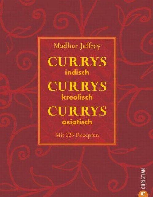 Jaffrey, Madhur: Currys, Currys, Currys
