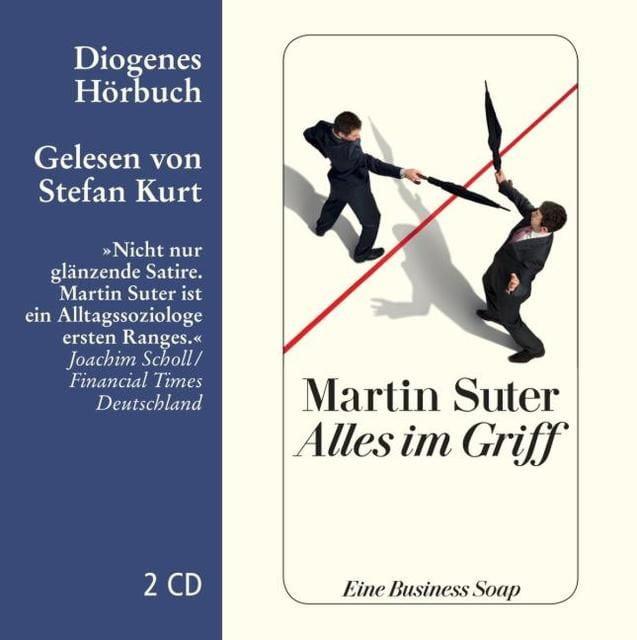 Suter, Martin: Alles im Griff