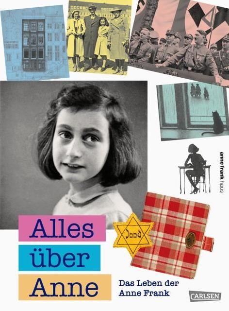 Metselaar, Menno/van Ledden, Piet: Alles über Anne