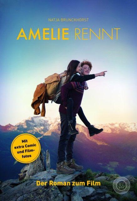 Brunckhorst, Natja: Amelie rennt